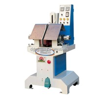 QF-877 Upper molding Machine crimping machine for boots