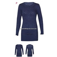 Sweater Dress Pullover Dress Tailor Made