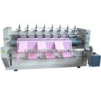 Ultrasonic Fabric Cutting Machine