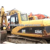 Used CAT Crawler Excavator 320C