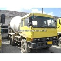 Used Concrete Pump Isuzu 6M3 Ready for Work