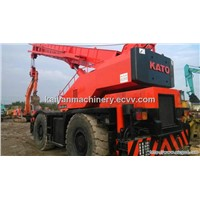 Used Rough Terrian Crane KATO KR-25H/ KATO Rough Crane 25ton Ready for Work