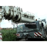 Used Demag 120T Crane
