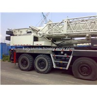 Used Demag  AC265 100ton Truck Crane In Good Condition