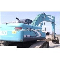 Used Excavator Kobelco 200-8 in Good Condition