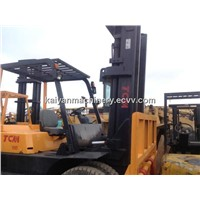 Used Forklift TCM FD100 in Good Condition