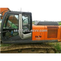 Used Hitachi ZX240-3 Excavator Japan