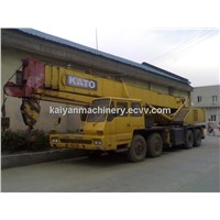Used KATO NK-350  Truck Crane Japan Original-Kato 35t