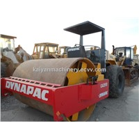 Used Road Roller Dynapac CA25D Ready for Work