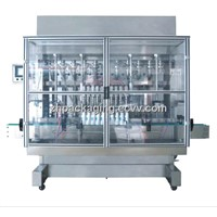 ZH-HS Full-Automatic Straight Line Type Piston Filling Machine