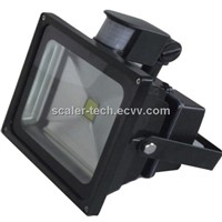 10W PIR Sensor LED Flood Light(SC-FL-PIR-10W)