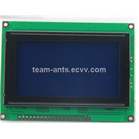 128*64 format Mono graphic LCD Module with controller
