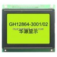 128x64 dots STN lcd display screen with COG package