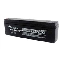 12V2.3AH camara batteries