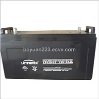 12V 120AH Lead Acid Battery