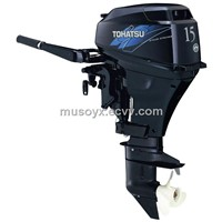 15hp TOHATSU/NISSAN Outboard Boat Engine