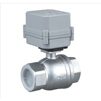 1 1/2'' Electric actuator ball  Valve