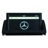 1 Din Car DVD Player for Mercedes-Benz C-W204 Nav with GPS Navigation Radio dvd player