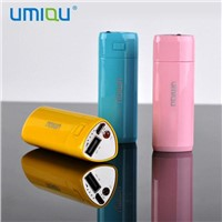 2600mah mini power bank for smart phone