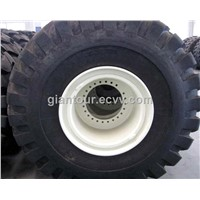 29.5-25 OTR Tire And Rim Assembly