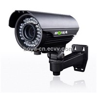 2.8-12mm Manual Iris IP Camera / IP Bullet Camera/ Waterproof IR Camera (BY-720P-4BWN)