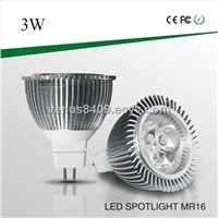 2 Years Warranty 12V 3W MR16 Led Spotlight