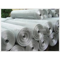 304 Stainless Steel Welded Wire Mesh 1/2''*1/2''*bwg16*4'*50'