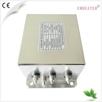 3 Phase Low Pass Rfi EMC EMI Line Filter Noise Filter