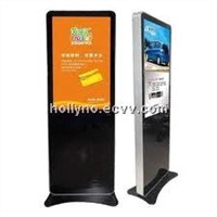 55 inch Floor standing advertising player (stand-alone or network version)