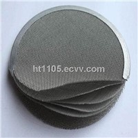6 layer wire mesh filter disc