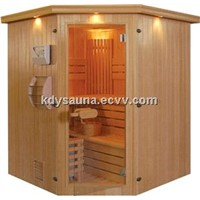 6person traditional steam wet sauna room  KD-W8006SC