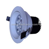 7W High Power LED Down Light(SC-DL-7x1W )