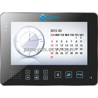 7 Inch  Snapshot Video Door Phone