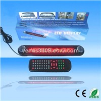 7x40 12V Led Car Sign