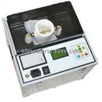 80kV transformer oil tester, fully automatic, IEC156, with printer, RS232, easy to use