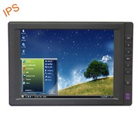 "8"" IPS LCD Touch monitor with VGA,HDMI"