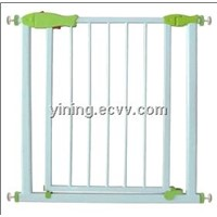 Adjustable kid safety door gate