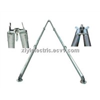 Aluminum Alloy Tube Gin Pole