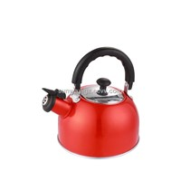 Aluminum whistling kettle