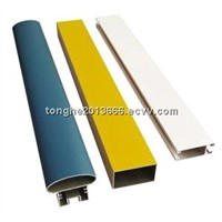 Anodized Aluminium Extrusion Profiles