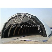 Auto Hail Repair Tent Double Layer PVC Tarps Car Shelter Tent Stage Tent