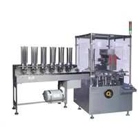 Automatic Cartoning Machine for plaster