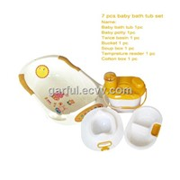 BABY TUB SET WITH MUSIC GBT-2021