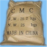 (BV Certification Main Product) CMC (Carboxyl Methyl Cellulose)