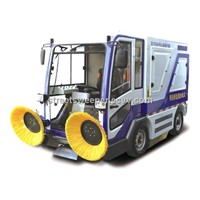 Battery Operated City Street Sweeper
