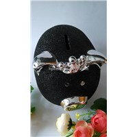 Black Ceramic Piggy Money Box, Coin Bank
