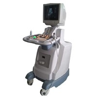 CE Approved Digital Trolley Ultrasound Scanner (XK21353)