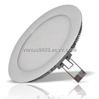 CE Approved super thin round 6W 12W 15W LED downlight