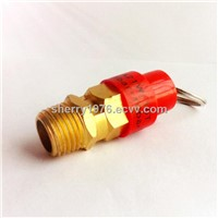 CE low pressure safety relief valve