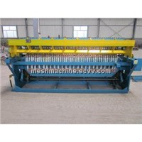 CNC PLC welded wire mesh fencing machines